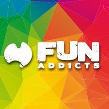 The Fun Addicts logo