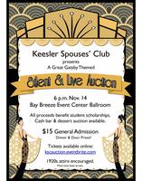Silent & Live Auction {Great Gatsby Themed}