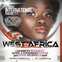 Mrs./Ms./Miss Teen West Africa International Pageant -...
