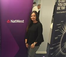 Hayley Locking - Natwest Business Growth Enabler logo