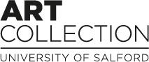 University of Salford Art Collection team logo