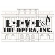 Live at the Opera, Inc. logo
