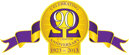 Pi Chapter 90th Anniversary