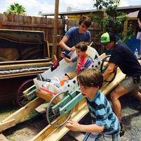 Tinkering Juniors (ages 6-10), session 3