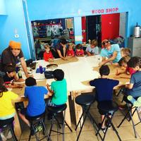 Maker Scouts (ages 6-10), session 1