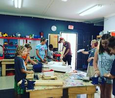 Tinkering Seniors (ages 9-14)