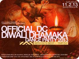 One & Only  -  'Official DC DIWALI DHAMAKA DANCE...