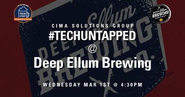TechUntapped @ Deep Ellum Brewing