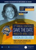 12th Annual Conference/Fannie Lou Hamer Centennial...