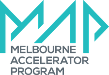 Melbourne Accelerator Program (MAP) logo