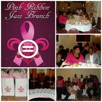 ULGNOYP Pink Ribbon Jazz Brunch