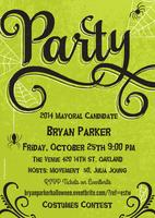 Celebrate Halloween With Bryan Parker