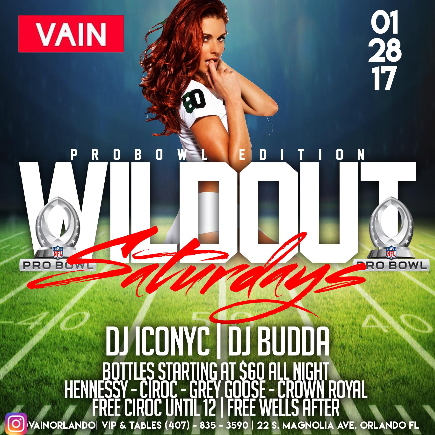 WildOut Saturdays