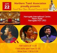 Northern Tamil Association logo