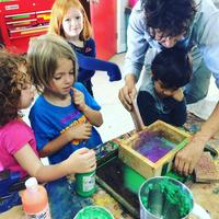 Meet Your Materials (ages 5-9), session 2