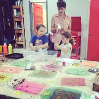 Meet Your Materials (ages 5-9), session 1