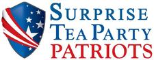 Surprise Tea Party logo