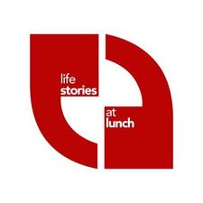 Life Stories at Lunch logo