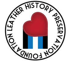Leather History Preservation Foundation logo