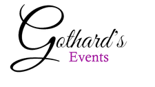 Gothard's Events logo
