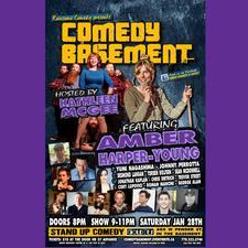 Rawsome Comedy and Events logo