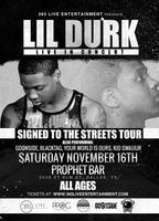 LIL DURK : LIVE IN DALLAS, TX : AT PROPHET BAR :...