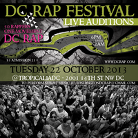 DC Rap Festival Auditions