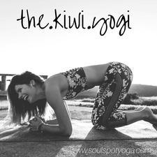 The Kiwi Yogi logo