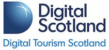 Digital Tourism Scotland logo