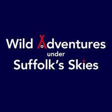 Wild Adventures under Suffolk's Skies logo