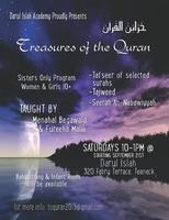 Treasures of the Quran