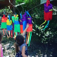 Art and Tinkering (ages 3-5): Sound and Color