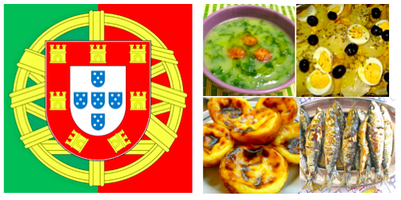 Portugal: A Culinary Journey