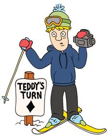 Teddy Knape Foundation logo