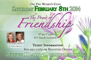 The Power of Friendship Women's Event-Phoenix