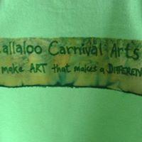 Callaloo Carnival Arts UK  logo