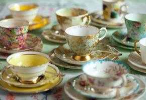 Tea Party with Chef John Kraus