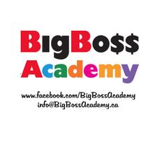 Big Boss Academy  logo