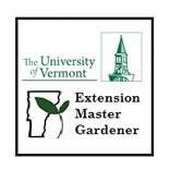 Helen Prussian & Cindy Heath, Windsor Chapter - UVM Extension Master Gardener logo