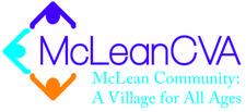 McLean Community Village Association (McLeanCVA) logo