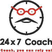 24x7Coach logo