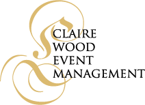 Claire Wood Event Management logo