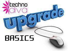 TechnoDiva Upgrade Basics Workshop