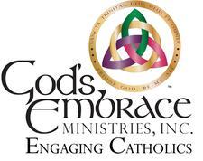 God's Embrace logo