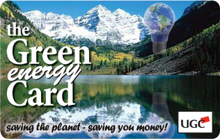 HighNet Energy Green Energy Card Launch