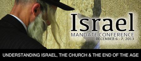 Israel Mandate 2013
