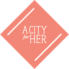 A City for Her logo