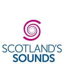 Connecting Scotland's Sounds logo