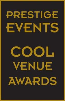 The COOL Venue Awards,  Prestige Events Magazine & 20/20 Speed Networking,  logo