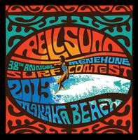 38th Annual Rell Sunn Menehune Surf Contest